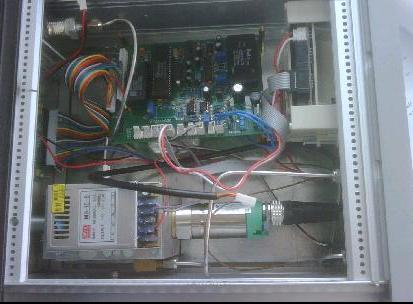 希尔思露点传感器FA410在SF6微水分析仪上的应用